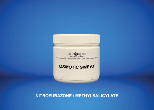 Osmotic Sweat with DMSO (Nitrofurazone/Methylsalicylate)