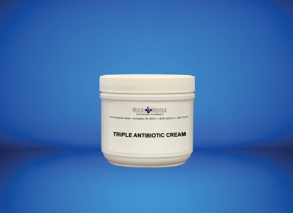 Triple Antibiotic Cream