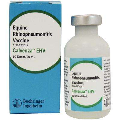 Calvenza EHV Vaccine (Rhino-killed) BI
