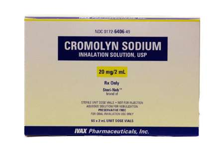 Cromolyn Sodium