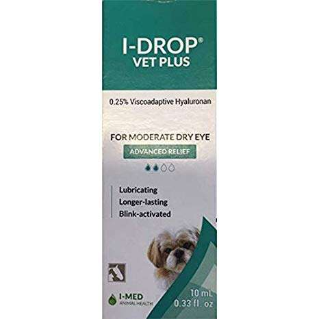 I-Drop Vet Plus (Hyaluronan)