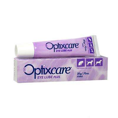 Optixcare Eye Lubricant w/HA (Purple)