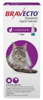 Bravecto Feline (Purple) Single Dose