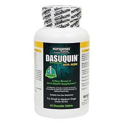 Dasuquin w/MSM for Dogs >60lbs