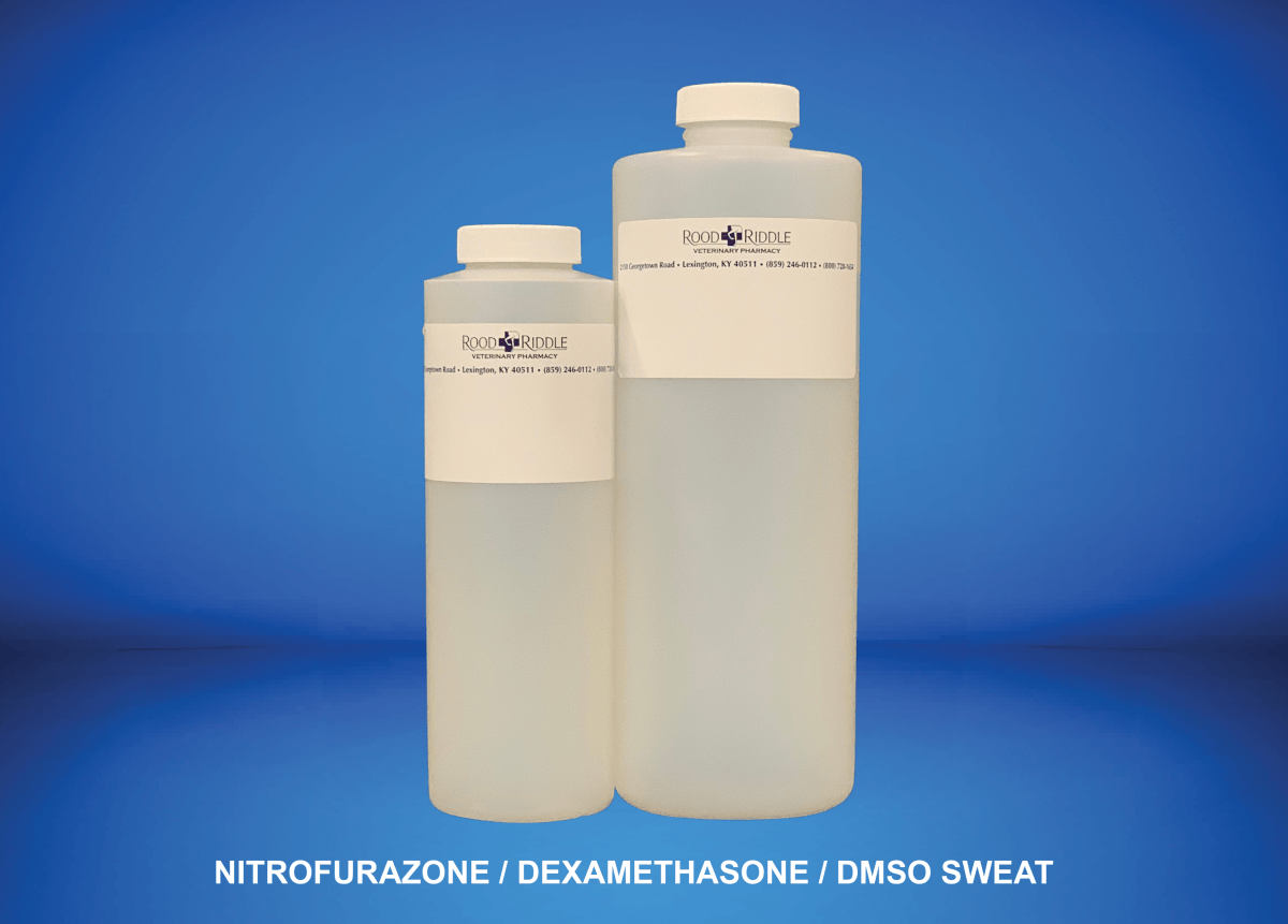 Nitrofurazone/DMSO/Dexamethasone Sweat