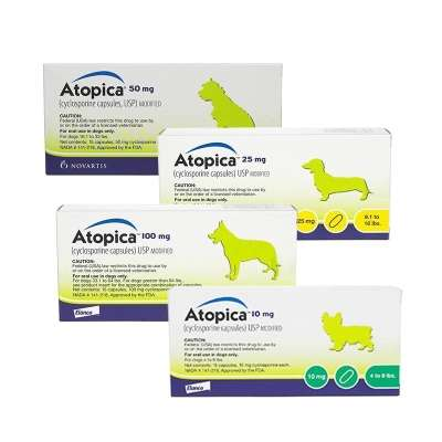 Atopica (Cyclosporine)